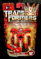 Transformers ROTF Movie DEAD END Scout Class Action Figure